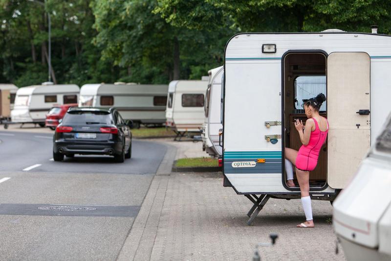 Auf dem Strich in Koblenz: 30 Euro für 10 Minuten Mensch