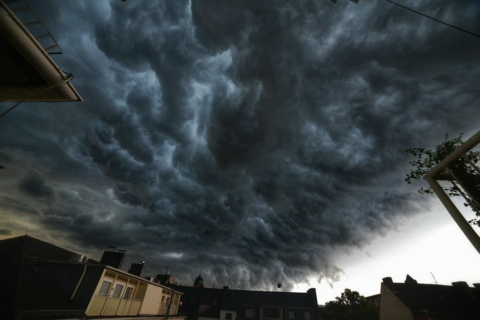 Unwetter In Koblenz
