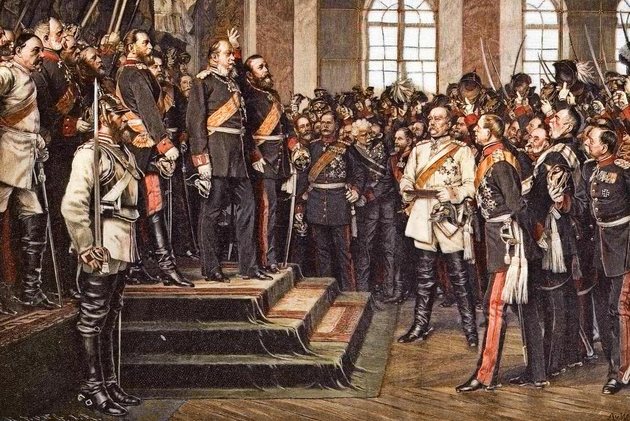 Weihnachten 1870 im Schützengraben - Der Deutsch-Französische Krieg ...
