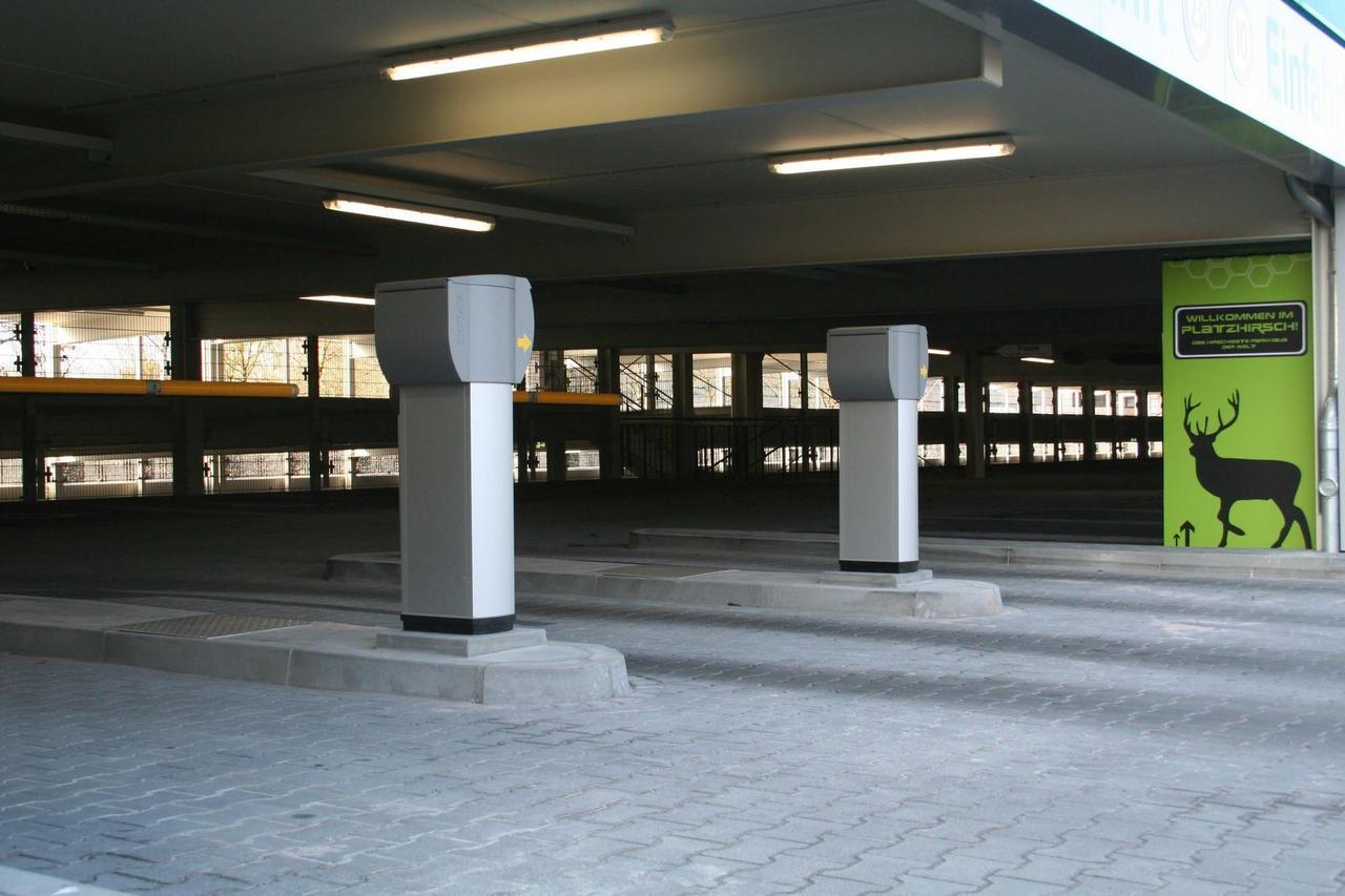 Platzhirsch Parken Frankfurt