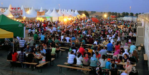 Ramadan Feier Dortmund
