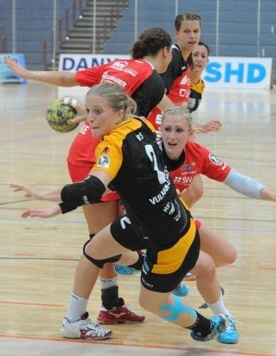Handball: Vulkan-Ladies verdienen sich zweiten Sieg - Vulkan