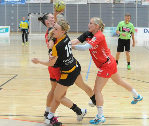 Handball: Vulkan-Ladies haben außergewöhnliche Gäste