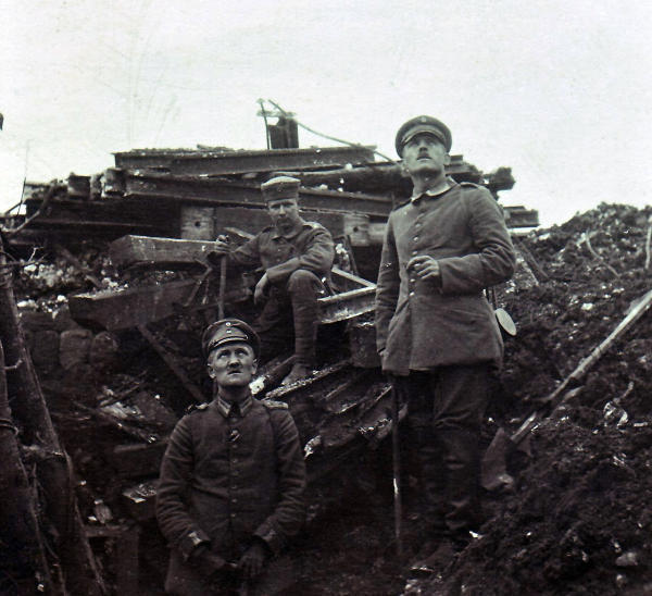 An Der Front Wie Soldaten Ihr Uberleben Sicherten Archiv Rhein
