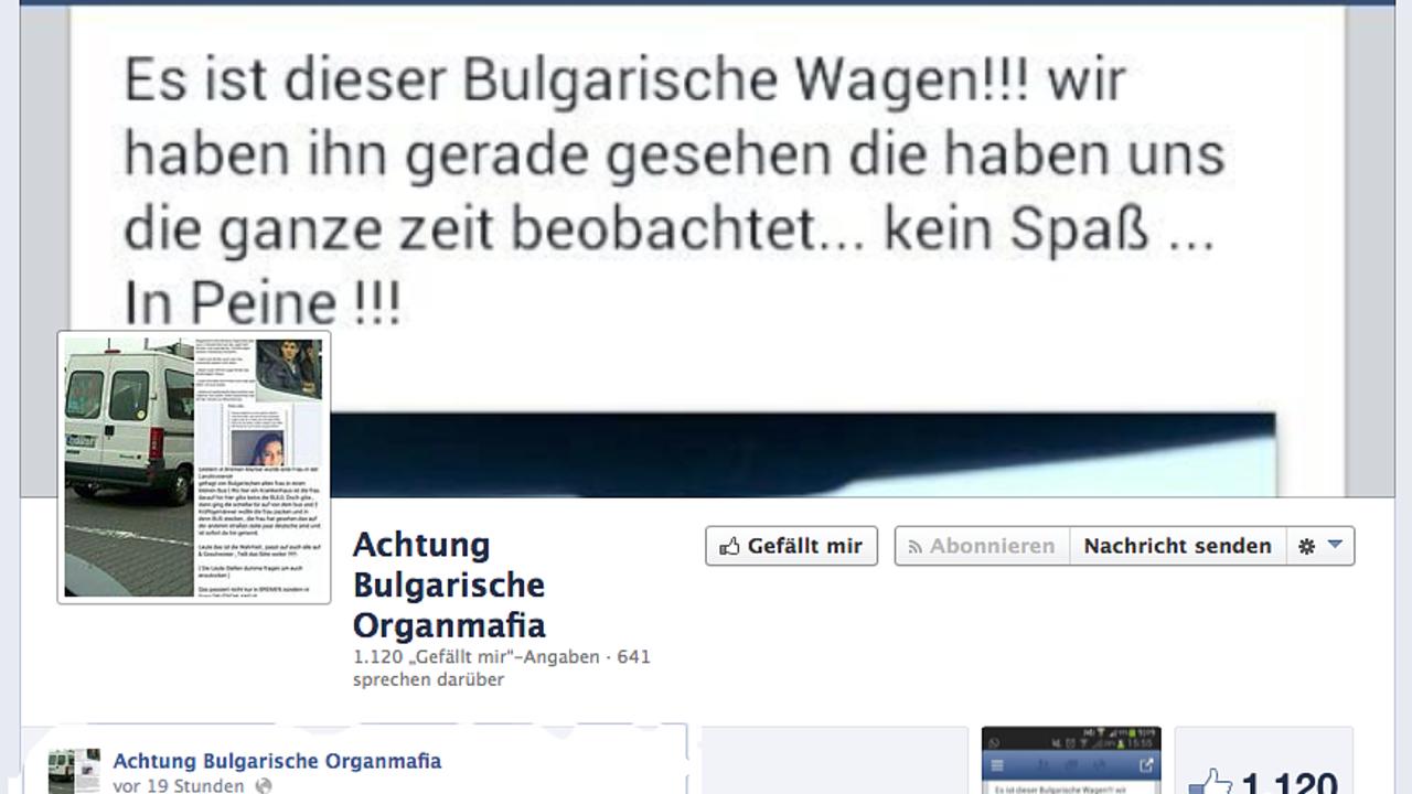 Organmafia Deutschland
