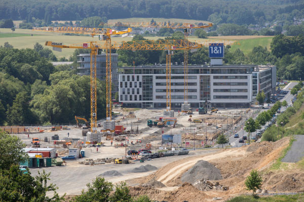 Protest gegen FOC in Montabaur weitet sich in Koblenz und