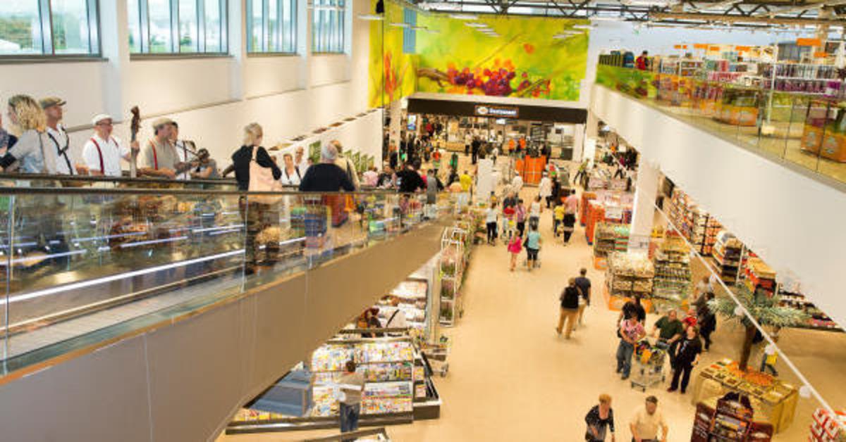 kundenmassen str men in den neuen globus markt in koblenz bubenheim unternehmen in der region. Black Bedroom Furniture Sets. Home Design Ideas