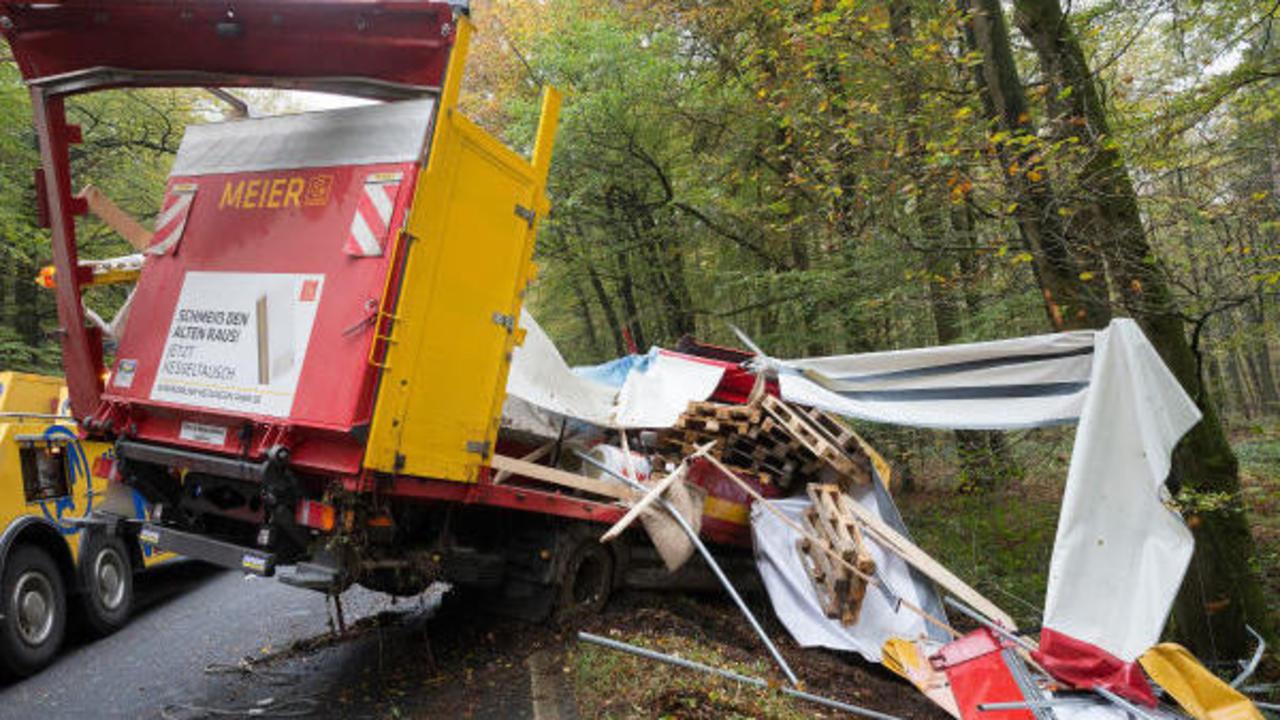 Altenkirchen Unfall