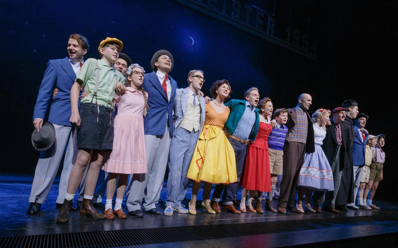 Musicalpremiere In Hamburg Jubelgesänge Auf Das Wunder Von Bern