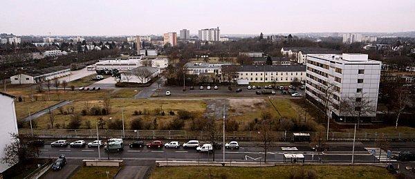 Gfz Kaserne Mainz