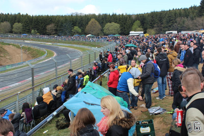 Parken Nürburgring