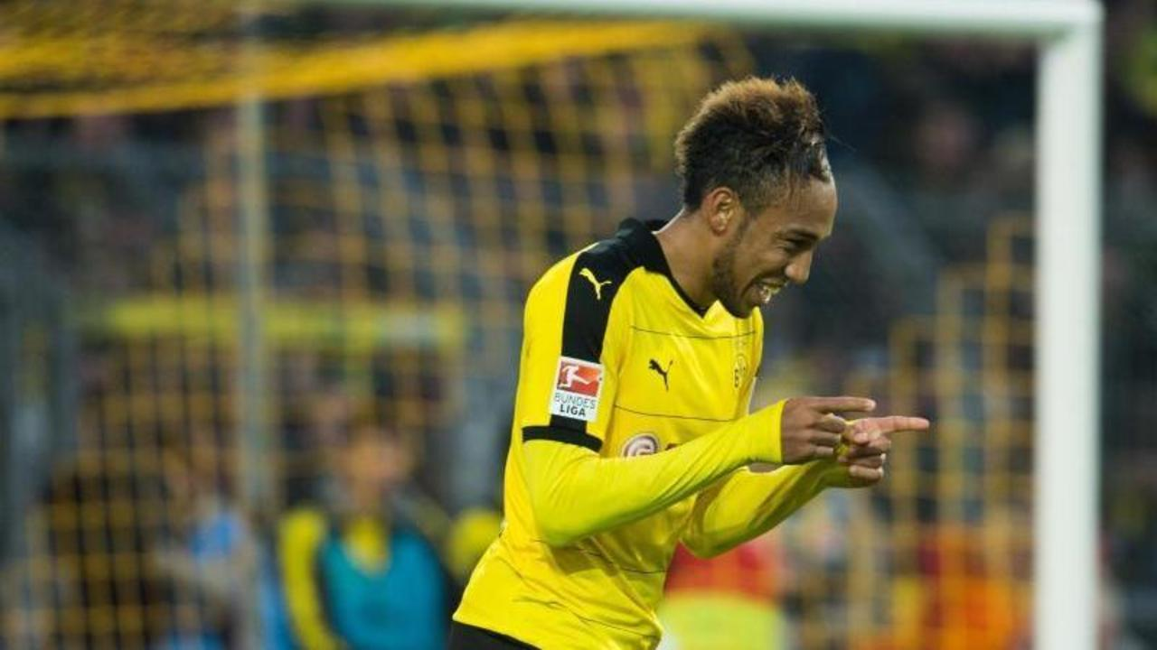 dortmunds lebensversicherung aubameyang in topform rhein zeitung rhein zeitung. Black Bedroom Furniture Sets. Home Design Ideas