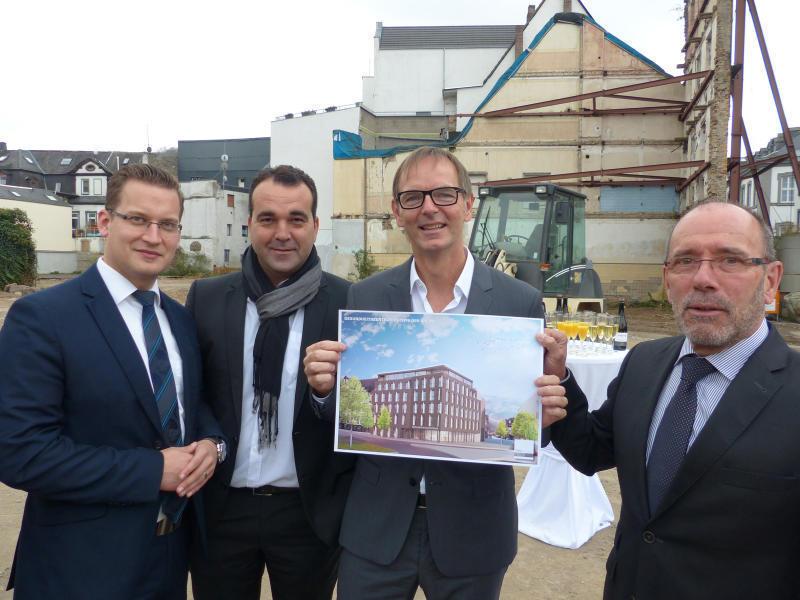 Architekt Koblenz gesundheitszentrum im dahl bau beginnt rhein zeitung koblenz