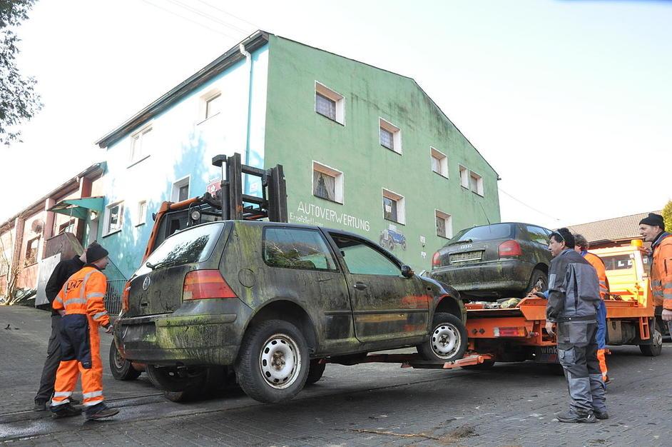 Geschlossen autoverwertung ludolf Schrottplatz Ludolf