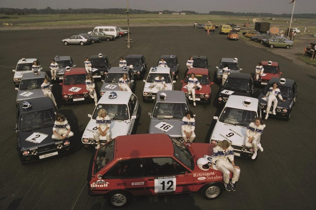 Blitzstart für Bobcat - Tradition 40 Jahre Ford Fiesta - Auto ...