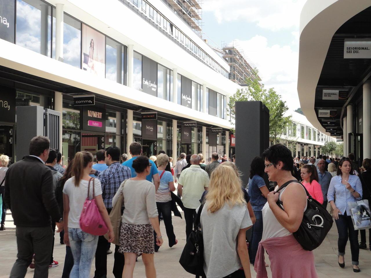Outletcenter in Montabaur: Neuer Manager führt die Geschäfte ...
