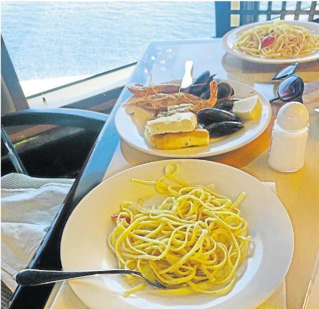 """Kreuzfahrt: Auf der """"Costa Luminosa"""" genießen Passagiere die ..."""