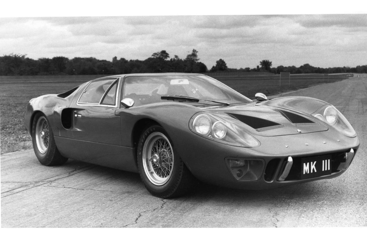 Henrys Rache reloaded - Vor 50 Jahren: Ford GT40 versus Ferrari ...