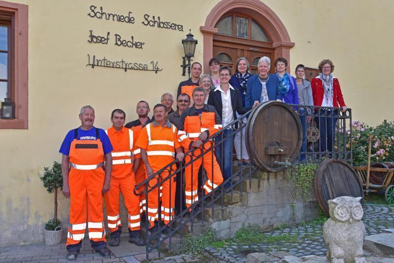 Oberweseler Familienbetrieb: Metallbau Becker feiert den 200