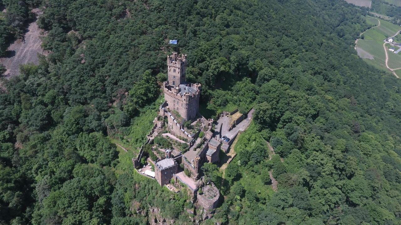 Burg sooneck stets im auge des preu enk nigs mit rz Burg hachenburg