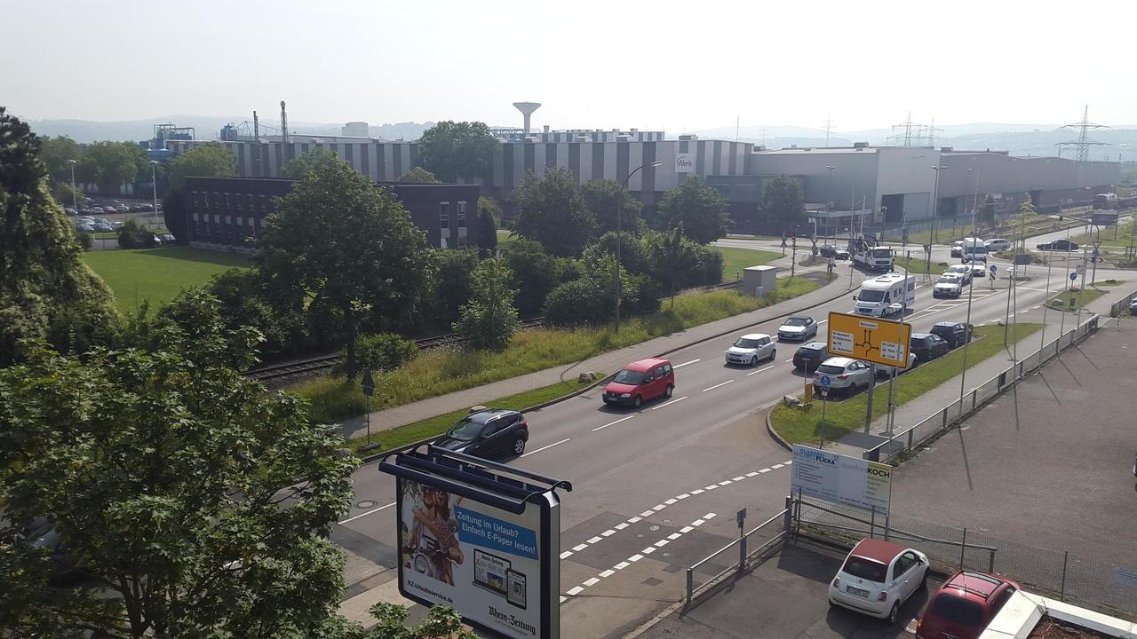 B9 Koblenz Gesperrt