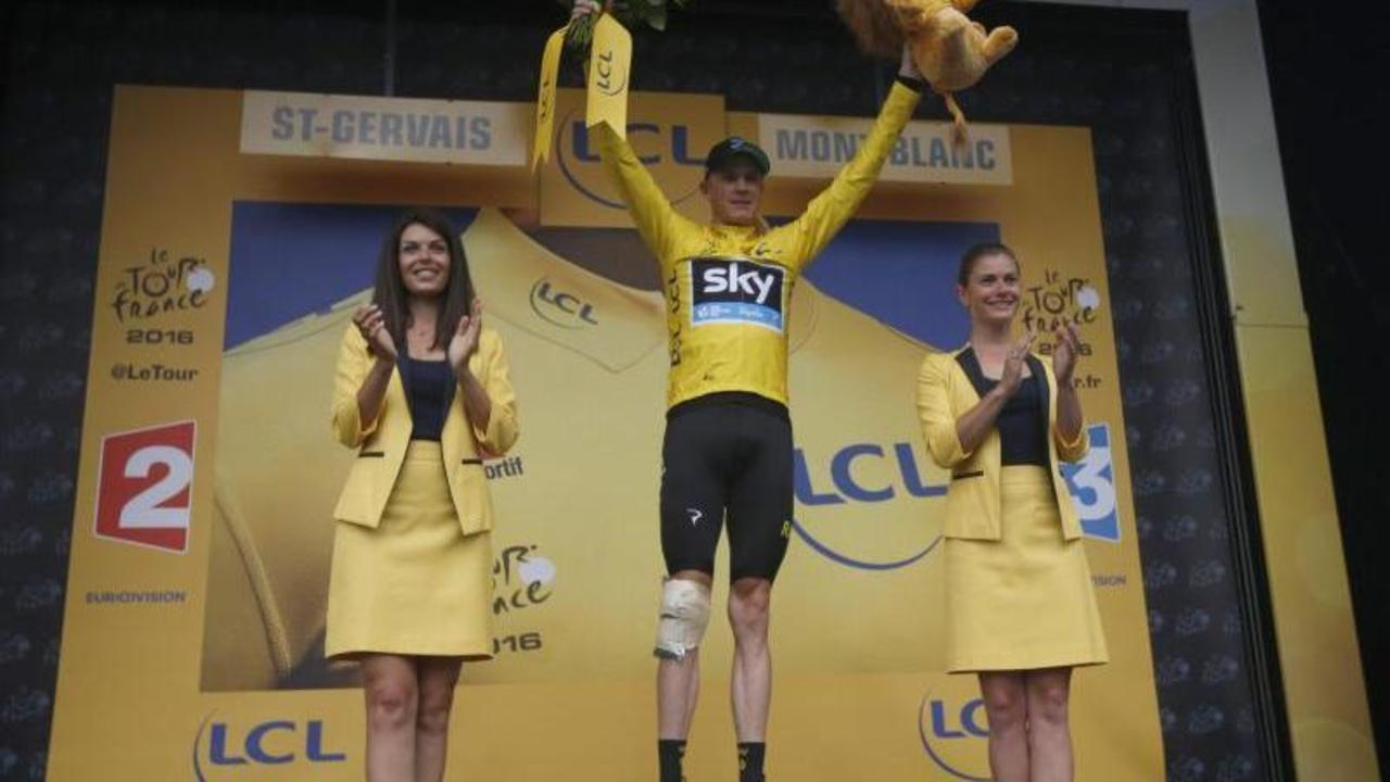 tour de france gest rzter froome baut vorsprung aus. Black Bedroom Furniture Sets. Home Design Ideas