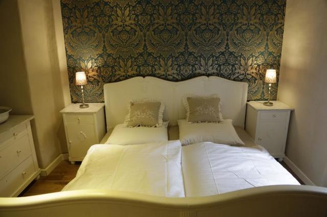 Die 50 Quadratmeter große Ferienwohnung wurde bereits eingeweiht: von Gästen aus Bayern.