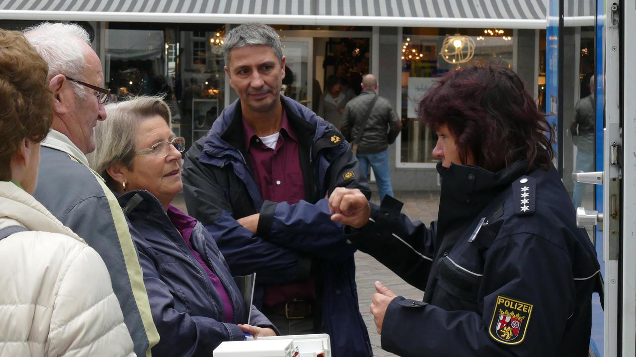 Koblenz Nachrichten Polizei