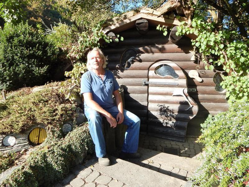 Hobbit Haus Bauen ein muss für wanderer hobbit hütte soll freude schenken rhein