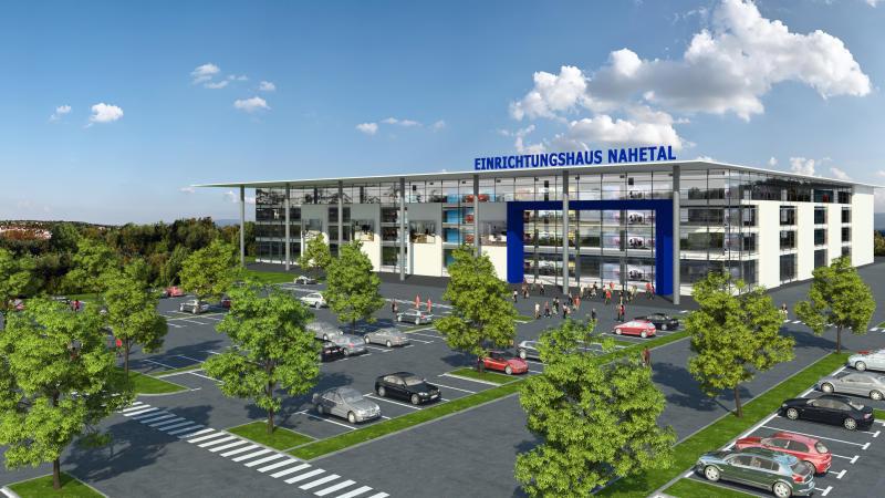 Großprojekt Bei Bingen Es Sieht Schlecht Aus Fürs Möbelhaus