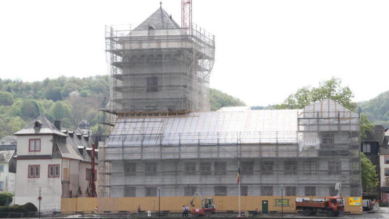 Experten kritisieren auftragsvergaben f r bopparder burg Burg hachenburg