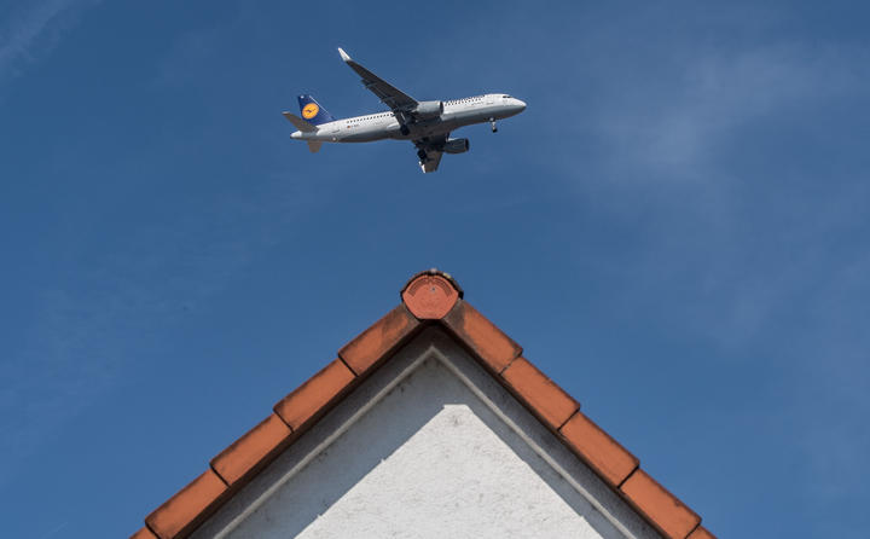 Fluglärm Pfalz