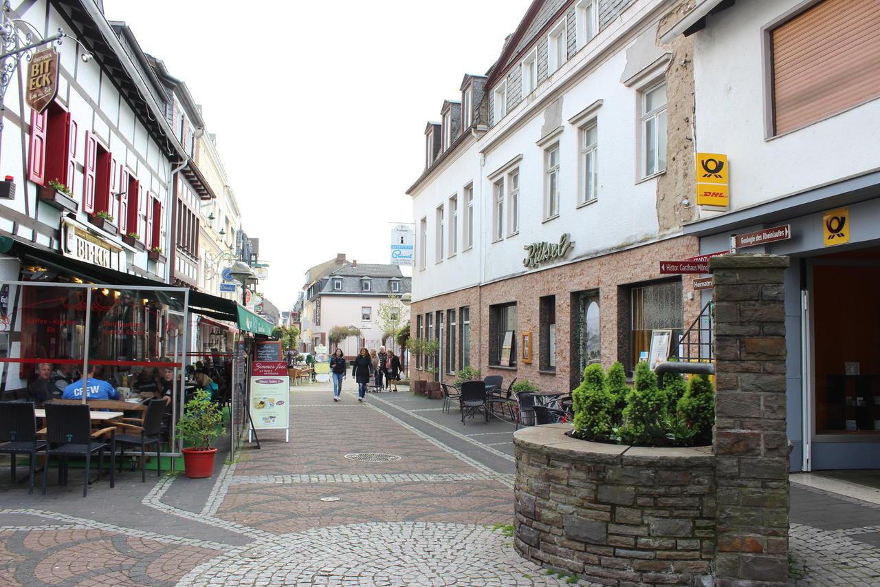 Kaufvertrag unterschrieben: Stadt Bad Hönningen hat ehemaliges Hotel ...