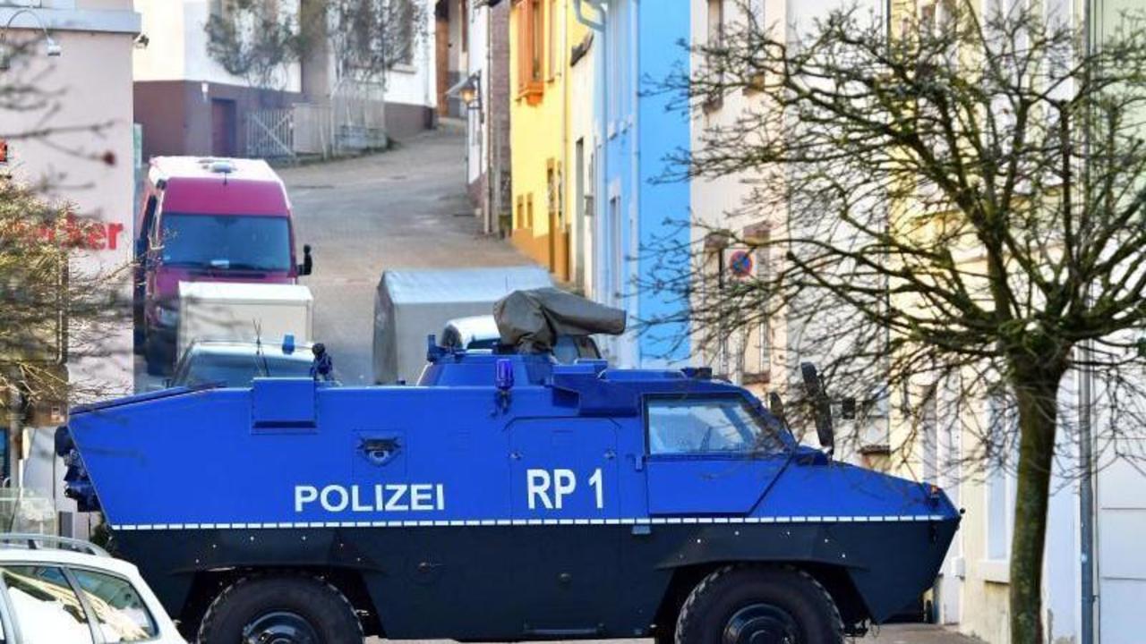 Lauterecker Explosivdepot Bew Hrungsstrafe Im Prozess Um