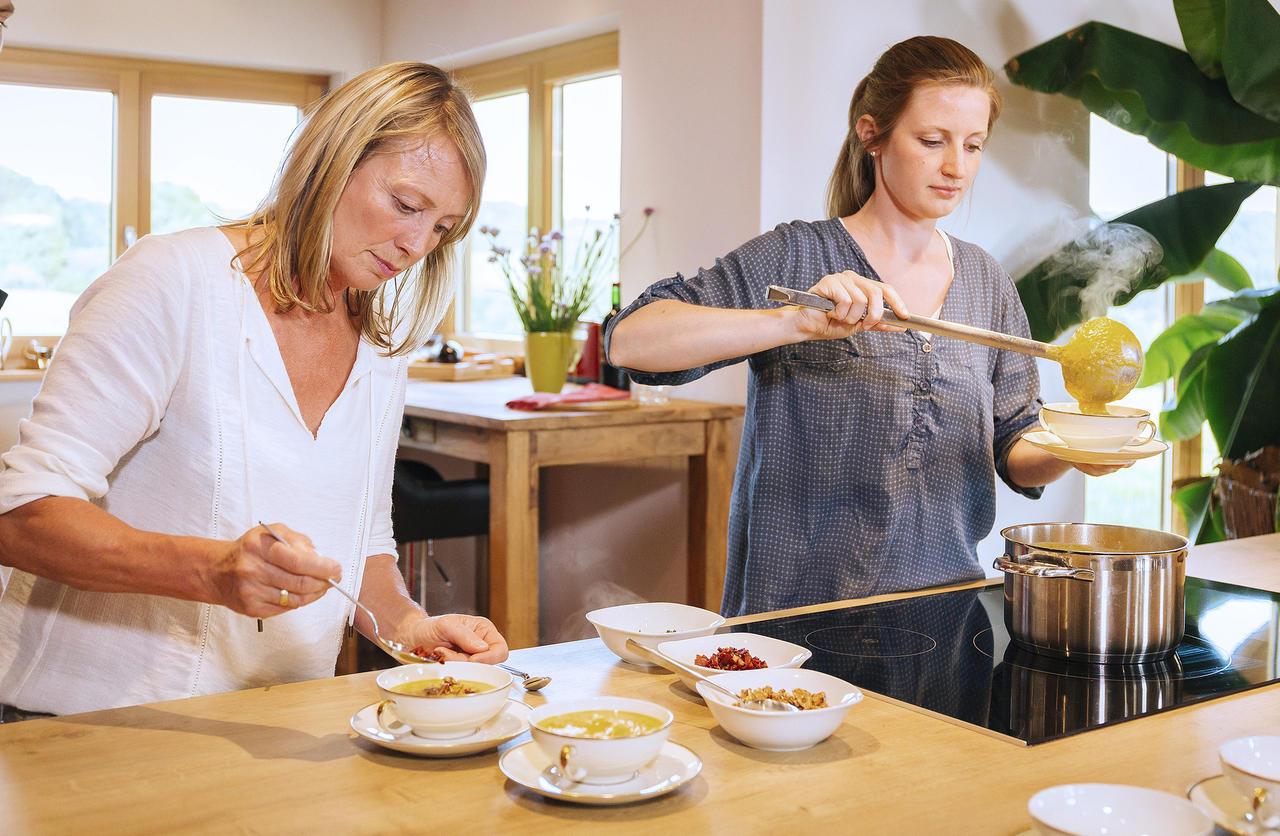 Lecker kochen: Familie Allers Landküche schafft es ins TV ...