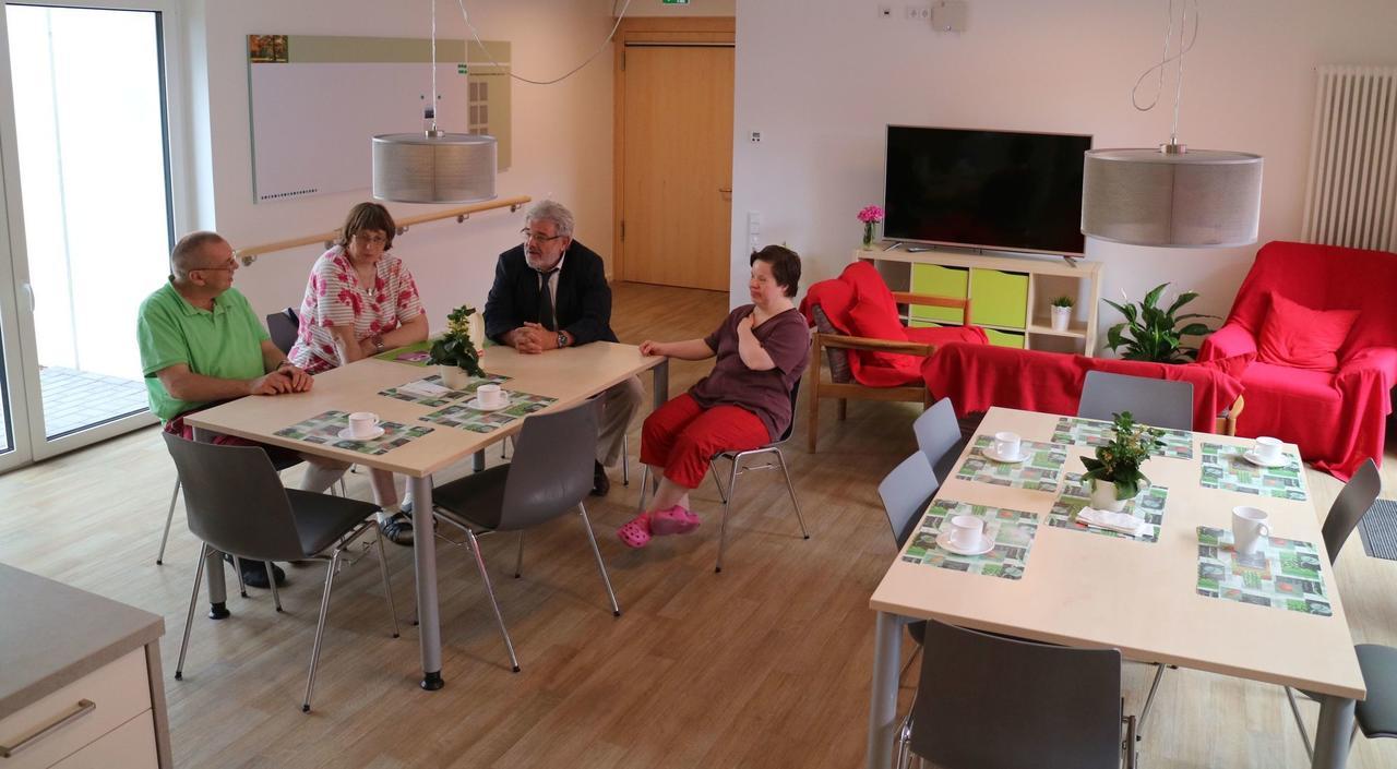 Montabaur Neues Wohnheim Ist Für Menschen Mit Behinderung Ein
