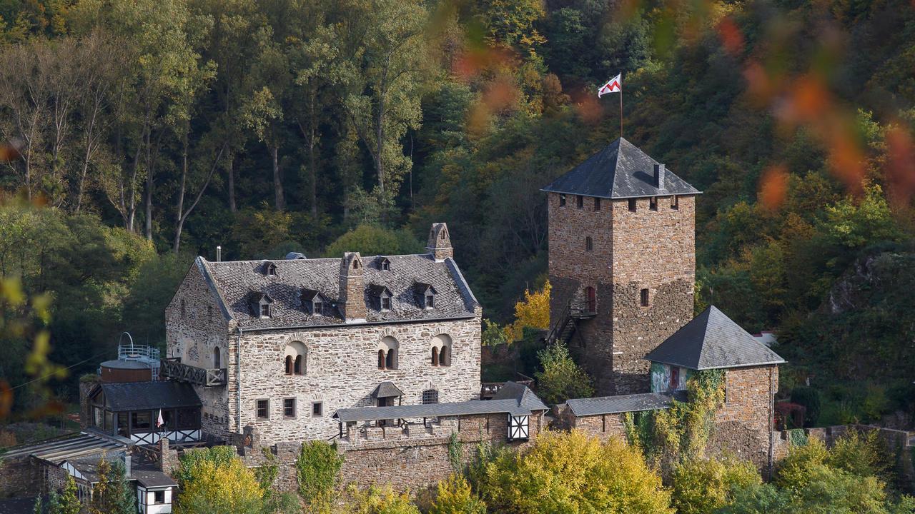 Luxusimmobilie an der mosel treiser wildburg sucht neuen Burg hachenburg