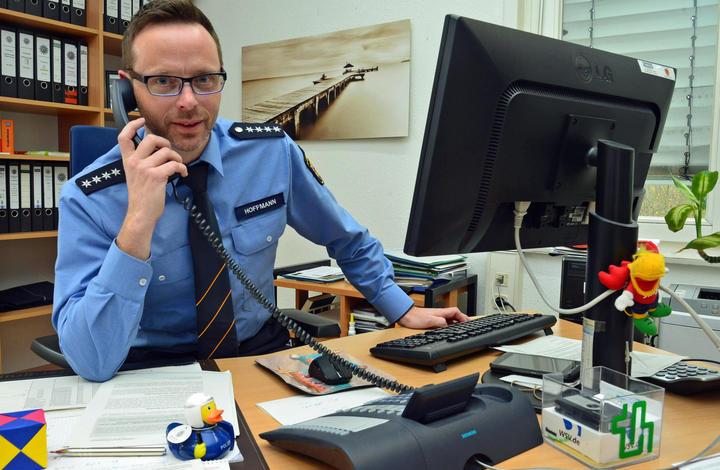 Polizei Hofheim Telefon