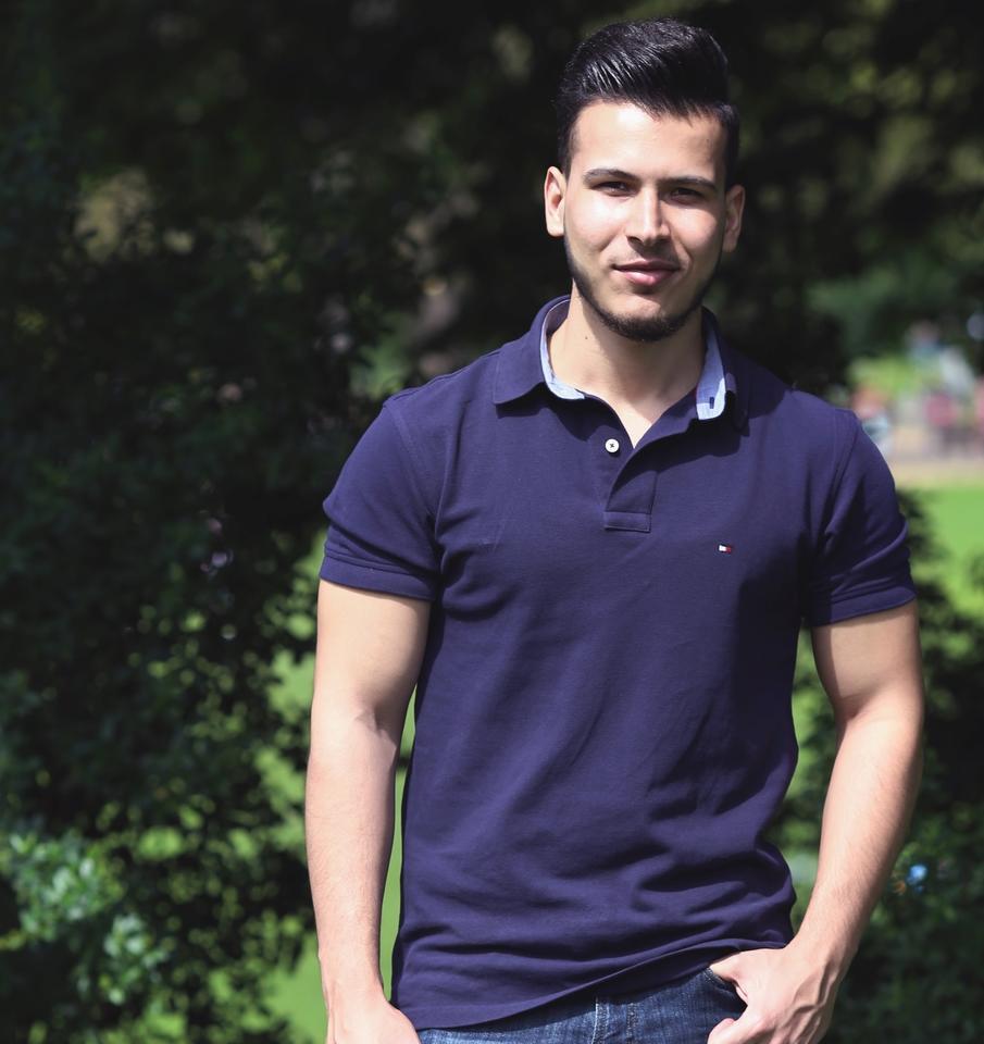 Nach Flucht vor Krieg: Junger Syrer setzt Studium nun an Hochschule ...