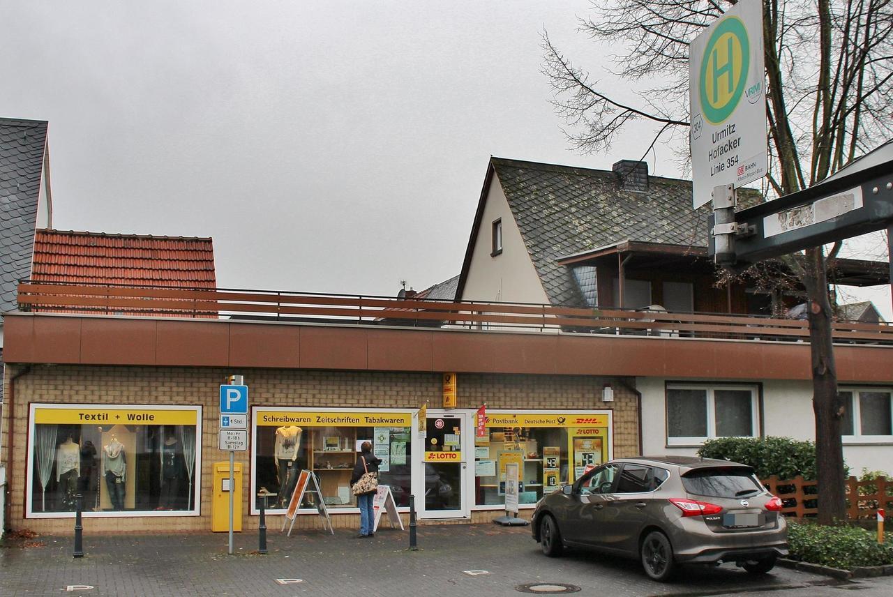 Postfiliale Koblenz