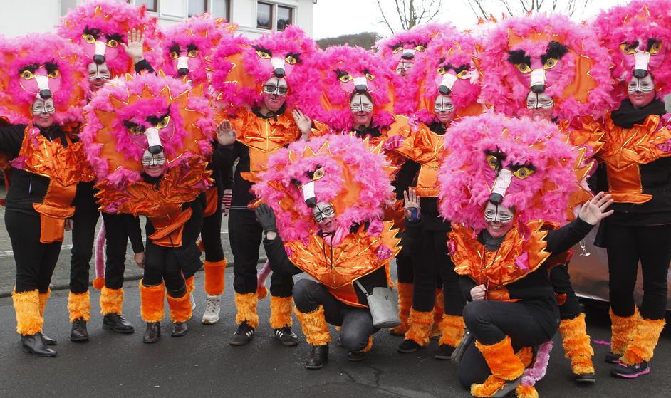Das Karnevalswochenende Im Kreis Neuwied Bilder Rhein Zeitung