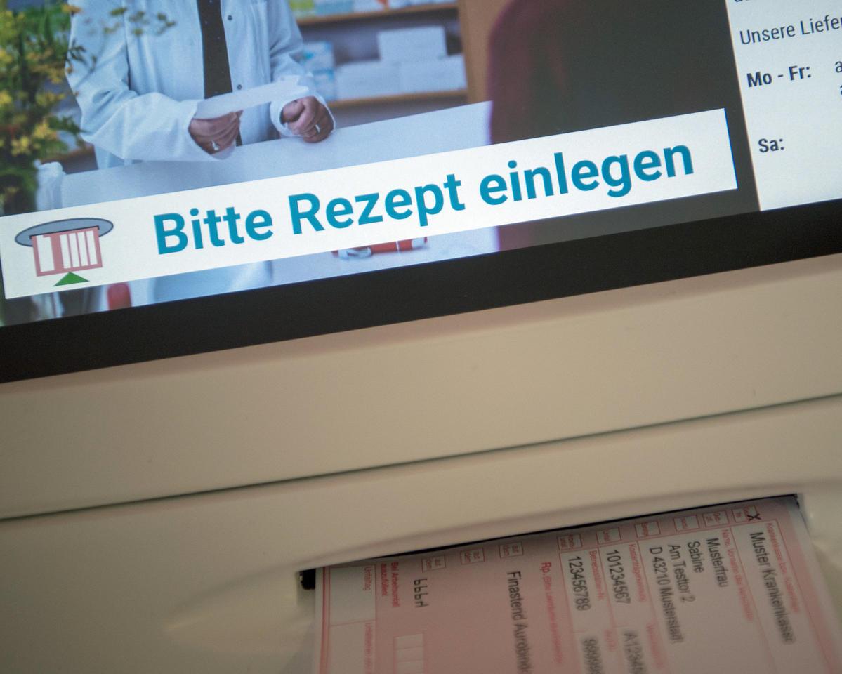 Der direkte Draht zur Apotheke - Region - Rhein-Zeitung