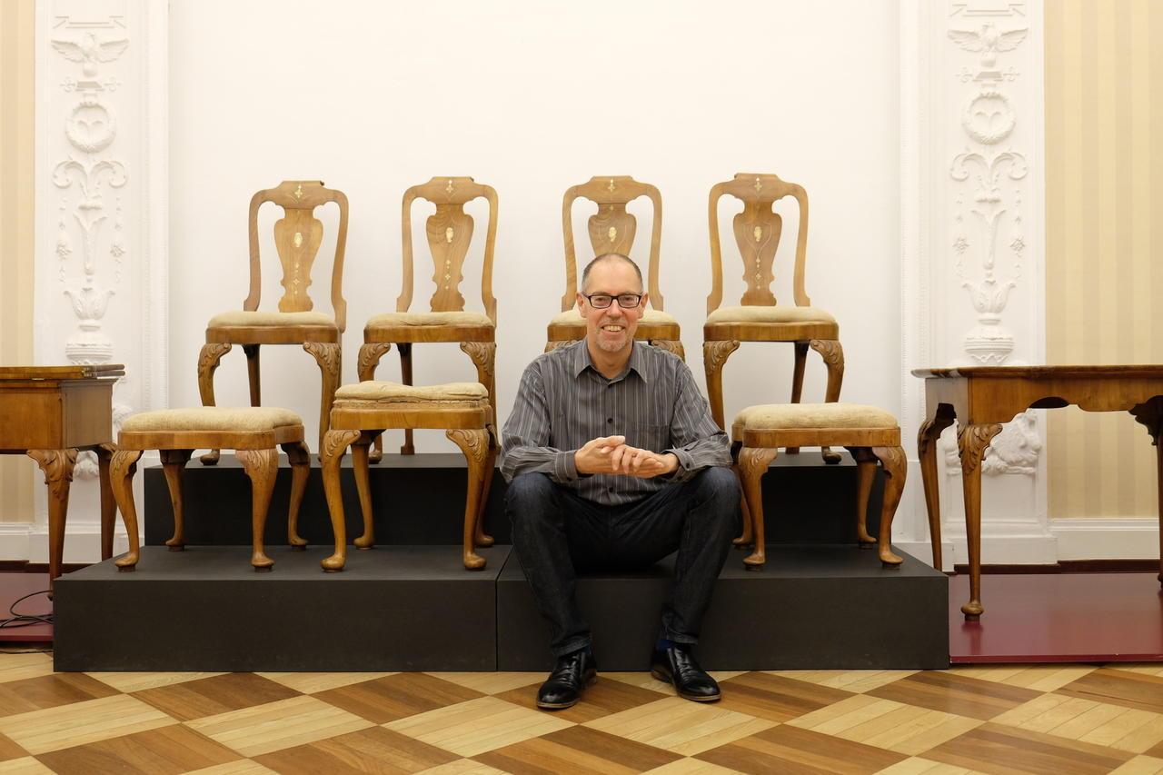 Abraham Roentgen Der Gründer Der Neuwieder Möbelmanufaktur Starb