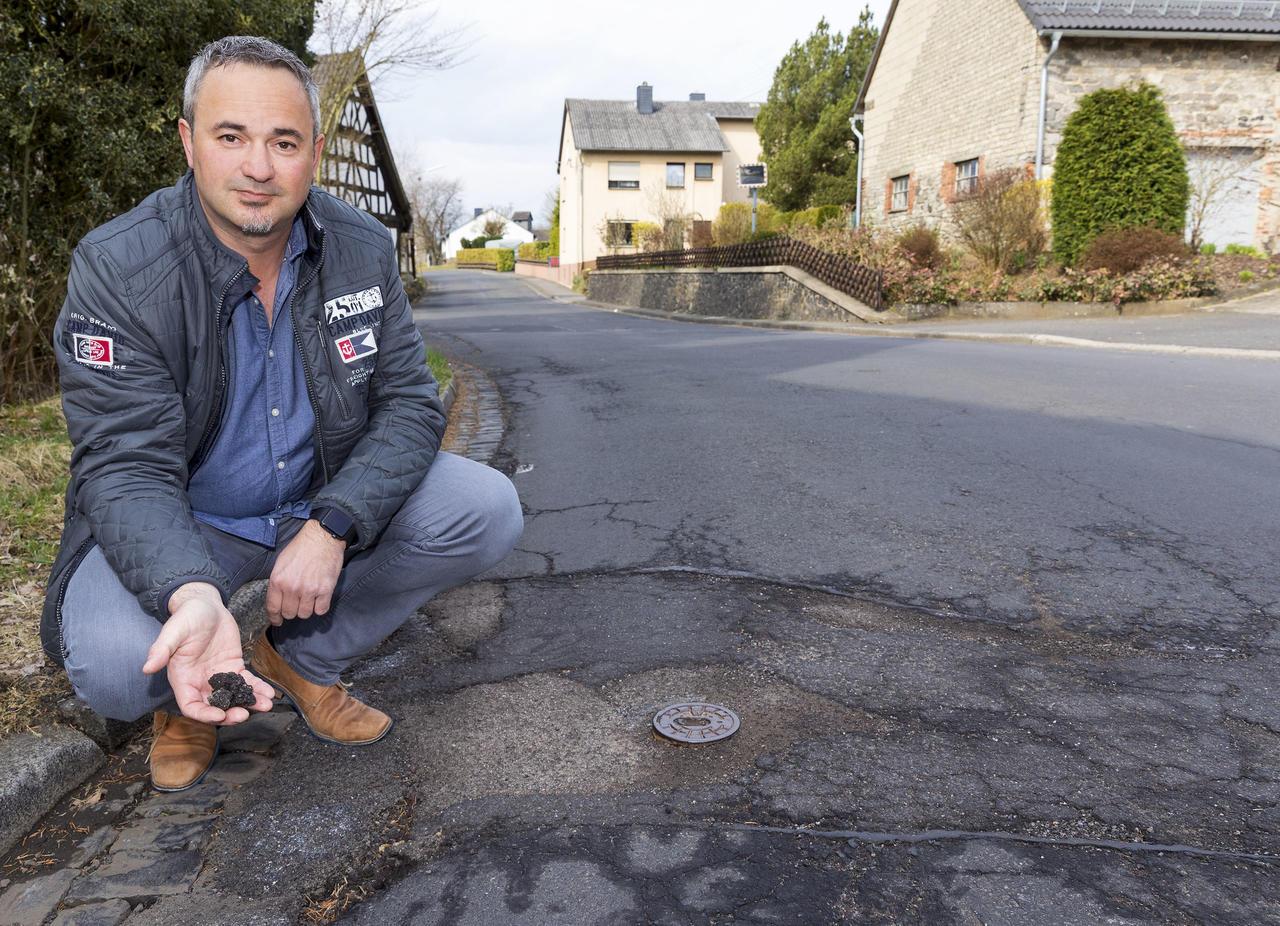 Ortsdurchfahrt Obersayn Soll Saniert Werden Westerwälder Zeitung