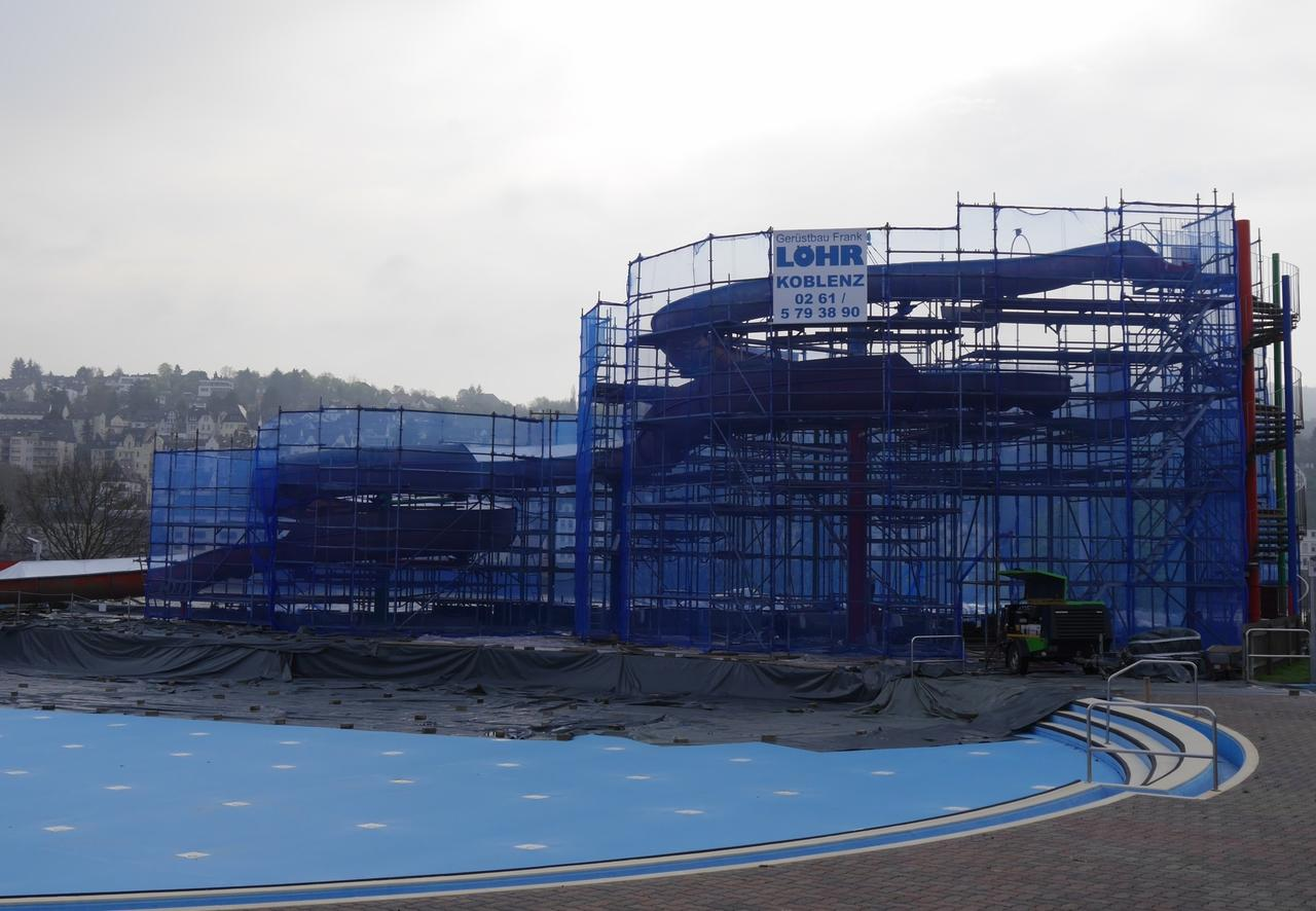 Oberwerth Schwimmbad