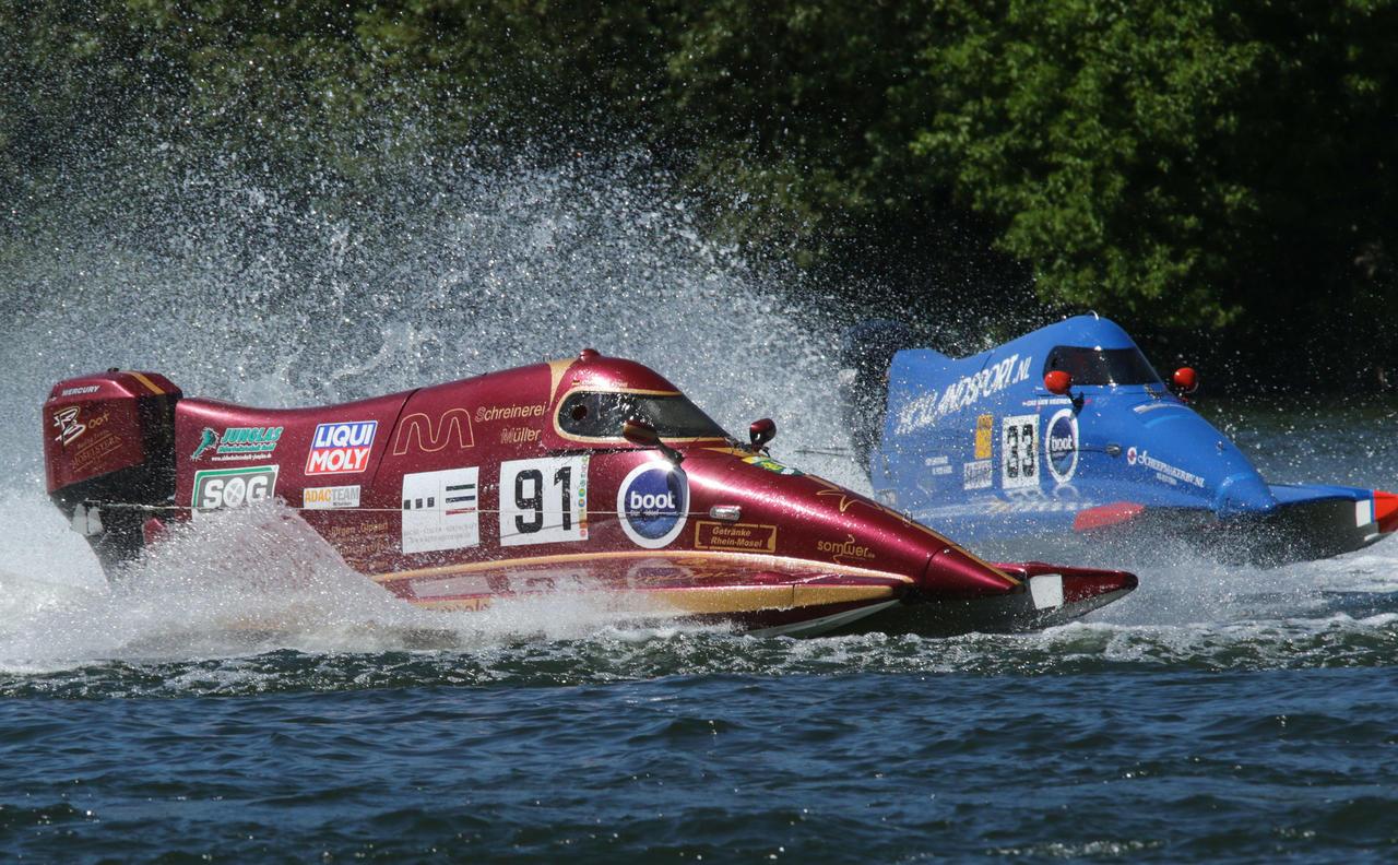 Auf Einmal Steht Bei Gro 223 Wasser Im Boot Regionalsport