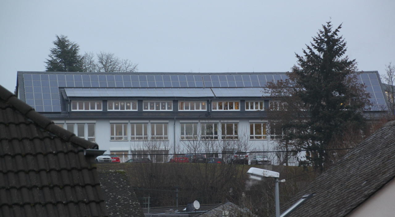 Gute Bilanz der Werke 20 Tonnen Kohlendioxid eingespart   Rhein ...