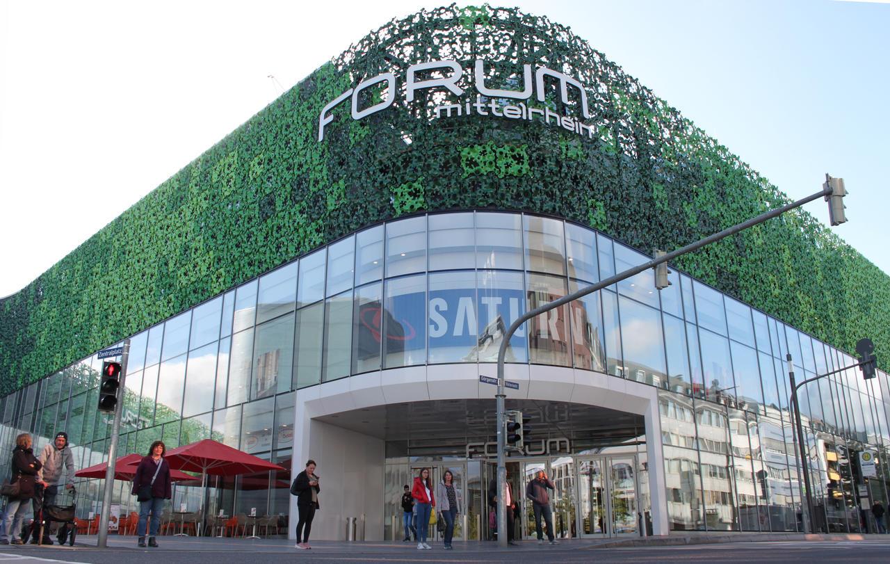 Forum: Etliche Ladenchefs im Einkaufscenter sind unzufrieden