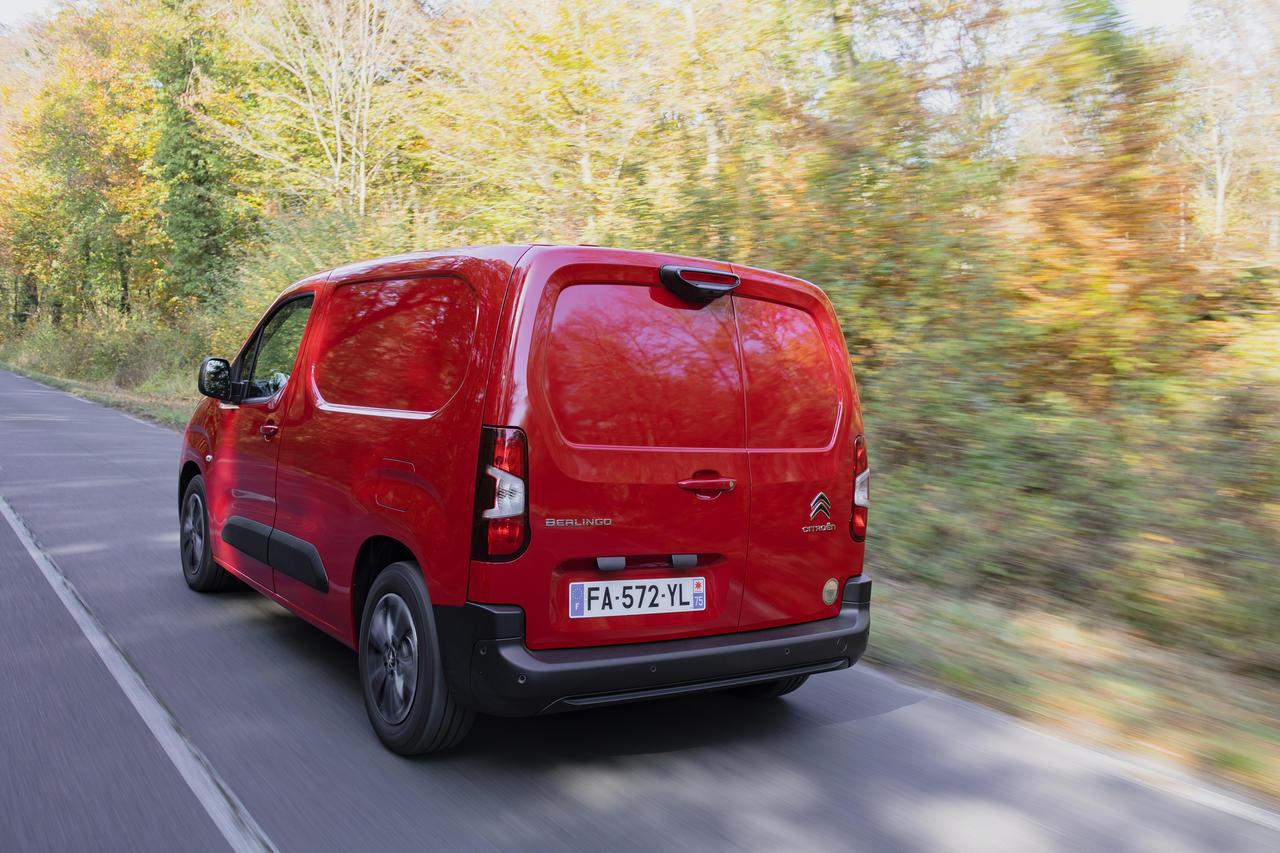 Nützlich Aber Nah Am Pkw Fahrbericht Citroën Berlingo