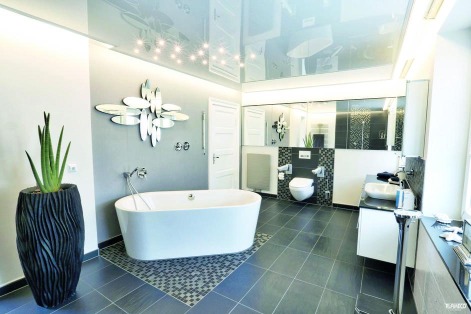Raffinierte Deckengestaltung – Wohnräume mit positiver ...